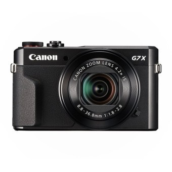 Bán Máy Ảnh Kts Canon G7X Mark Ii Và Zoom Quang 4 2X Đen Có Thương Hiệu