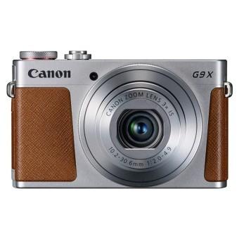 Cửa Hàng May Ảnh Kts Canon Powershot G9X 20 2Mp Va Zoom Quang 3X Bạc Canon Trực Tuyến