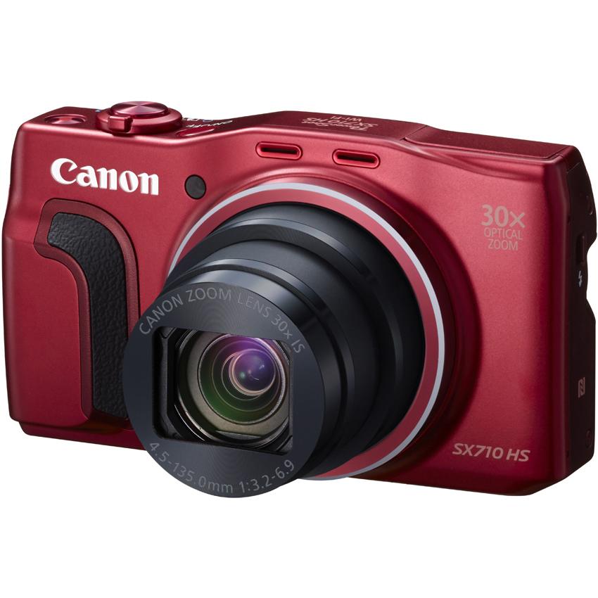 Máy Ảnh Kts Canon Powershot Sx710 Hs 20Mp Và Zoom Quang 20X