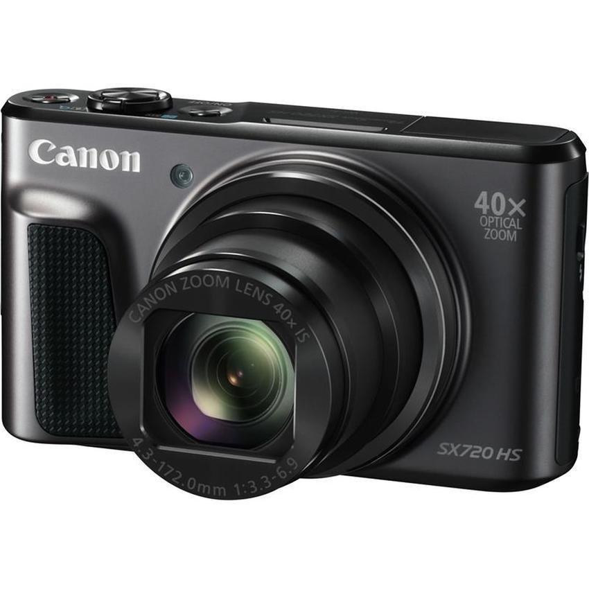 Giá Bán May Ảnh Kts Canon Powershot Sx720 Hs Va Zoom Quang 40X Đen Hang Phan Phoi Chinh Thức Canon Trực Tuyến