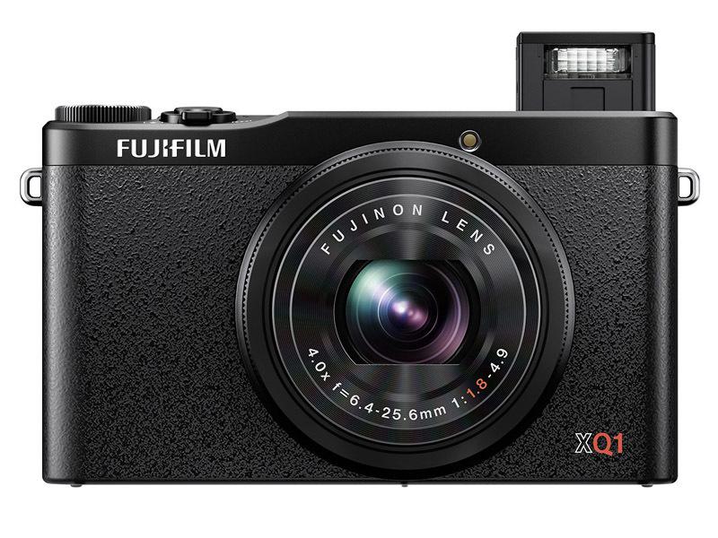 Máy Ảnh Kts Fujifilm Xq1 12Mp Và Zoom Quang 4X