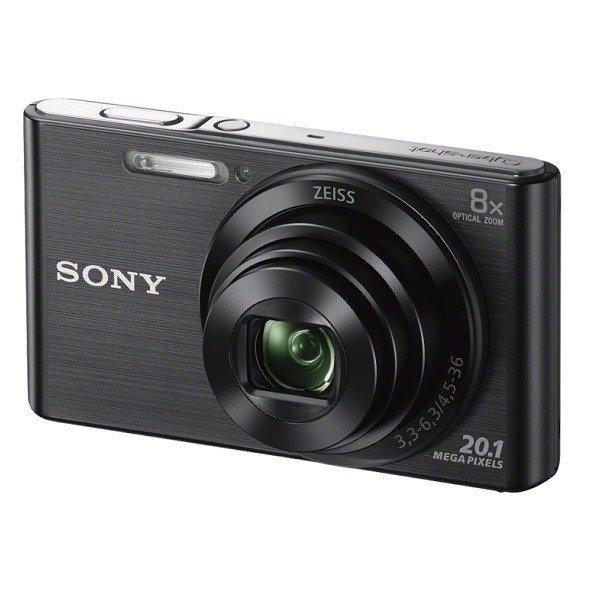 Bán Máy Ảnh Kts Sony Cyber Shot Dsc W830 20 1Mp Va Zoom Quang 8X Đen Hang Phan Phối Chinh Thức Có Thương Hiệu Rẻ