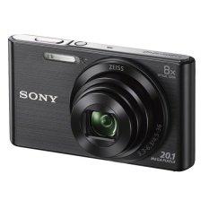 Bán Máy Ảnh Kts Sony Cyber Shot Dsc W830 20 1Mp Va Zoom Quang 8X Đen Hang Phan Phối Chinh Thức Rẻ