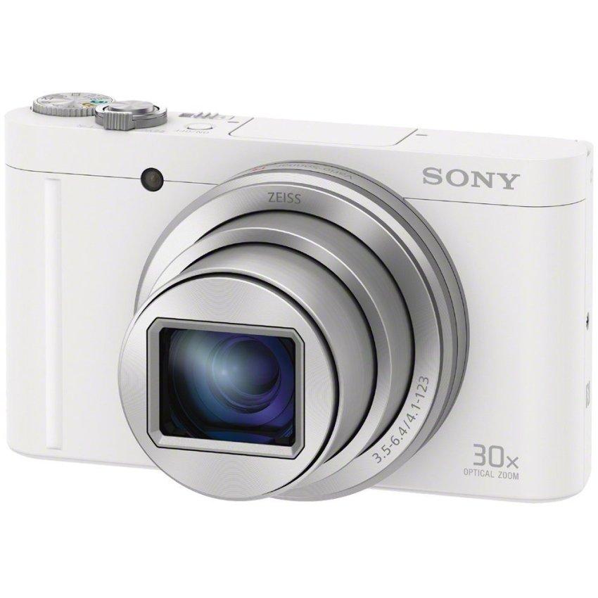 Máy Ảnh Kts Sony Cyber-Shot Wx500 18.2Mp Và Zoom Quang 30X