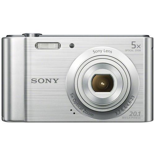 Máy Ảnh Kts Sony Dsc-W800S 20.1Mp Và Zoom Quang 5X