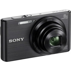 Máy ảnh KTS Sony DSC-W830/BC E32 20.1MP Và Zoom Quang 8x (Đen) Có Giá Tốt