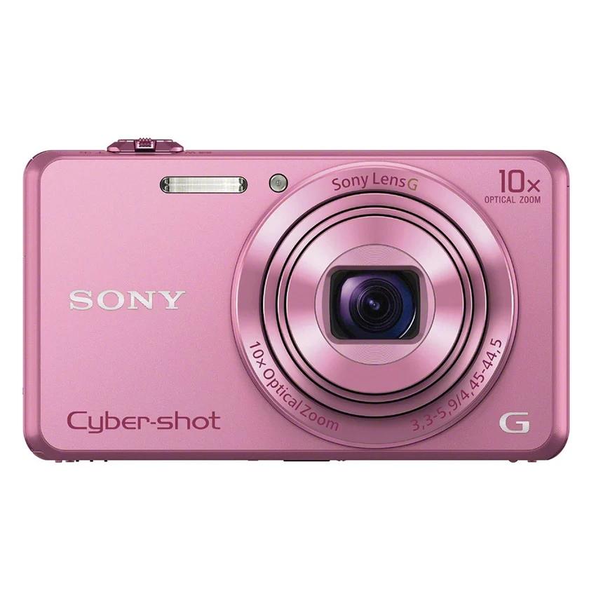 Giá Bán May Ảnh Kts Sony Dsc Wx220 18 2Mp Hồng Hang Phan Phối Chinh Thức Nguyên Sony
