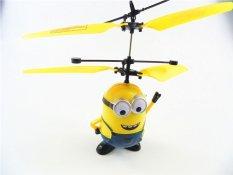 Hình ảnh Máy bay Minion điều khiển cảm ứng hình Minion (Vàng)
