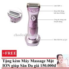 Cửa Hàng May Cạo Long Toan Than Kemei Tặng May Massage Mặt Ds 039 Bằng Ion Trắng Kemei Trong Hồ Chí Minh