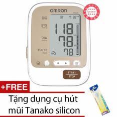 Hình ảnh Máy đo huyết áp bắp tay JPN600 + Tặng dụng cụ hút mũi Tanako silicon