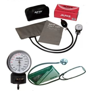 Máy đo huyết áp cơ ALPK2 thumbnail