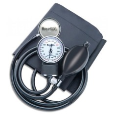 Máy đo huyết áp cơ Rossmax (Đen) nhập khẩu