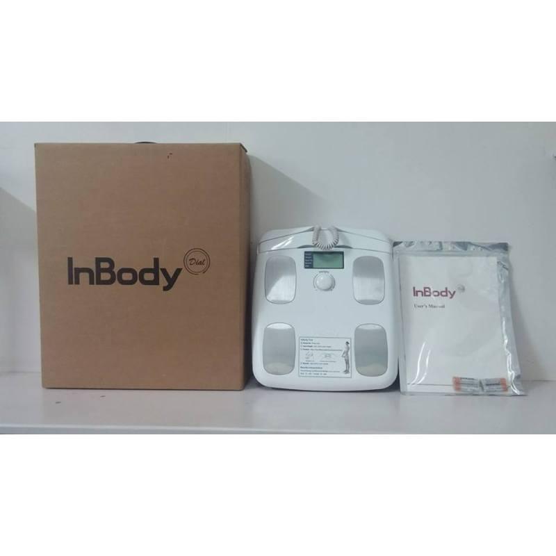 Máy đọc phân tích thành phần cơ thể Inbody Dial H20B nhập khẩu