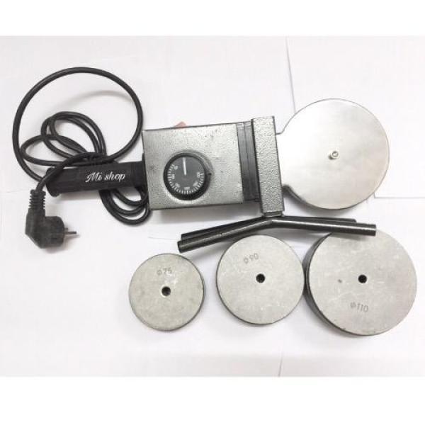 Máy hàn ống nhiệt 1500W (75-110) (Xám) Công suất (W) 1500W Phạm vi hàn ống phù hợp (mm): 75-110 Vật liệu hàn thích hợp: PE,PPR Nguồn điện 220V