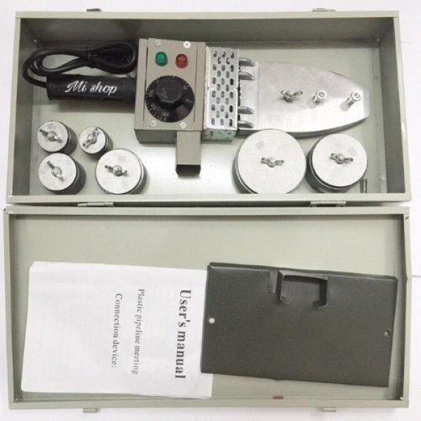 Máy hàn ống nhiệt PPR 20-63 (38,5x8,5x19,3)