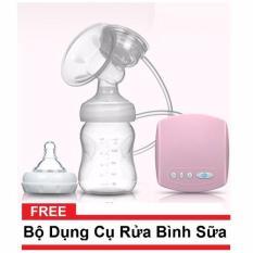 Mua May Hut Sữa Điện Đơn Tặng Kem Bộ Dụng Cụ Rửa Binh Sữa Trực Tuyến Vietnam