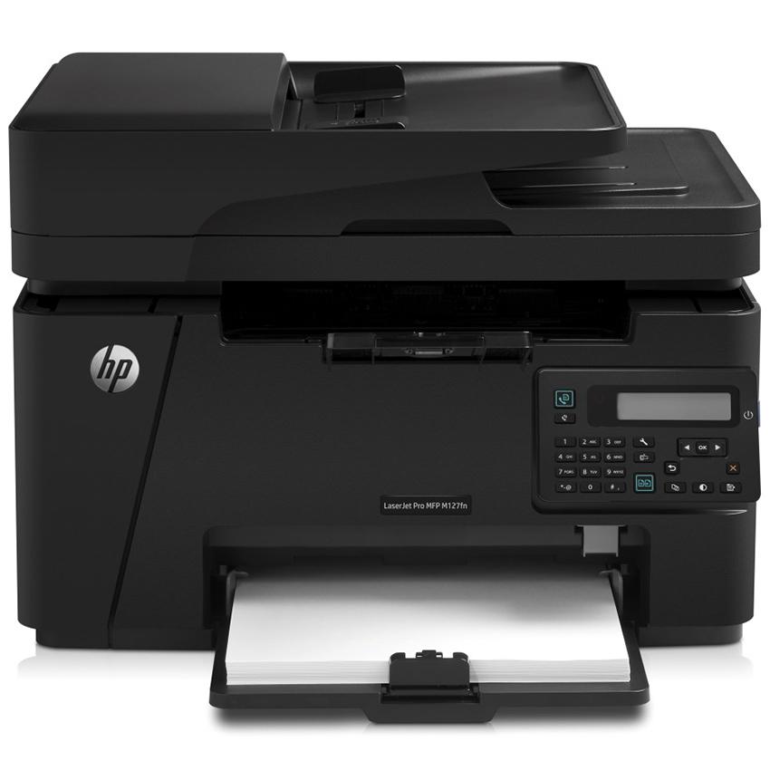 Máy In Hp Laserjet Printer M127Fn