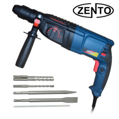 Máy khoan búa cầm tay Zento 800W
