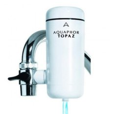 Giá Bán May Lọc Nước Đầu Voi Aquaphor Topaz Trắng Aquaphor Tốt Nhất
