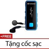 Mua May Nghe Nhạc Mp3 8Gb Transcend Mp350 Đen Tặng Cốc Sạc Hang Phan Phối Chinh Thức Rẻ Vietnam