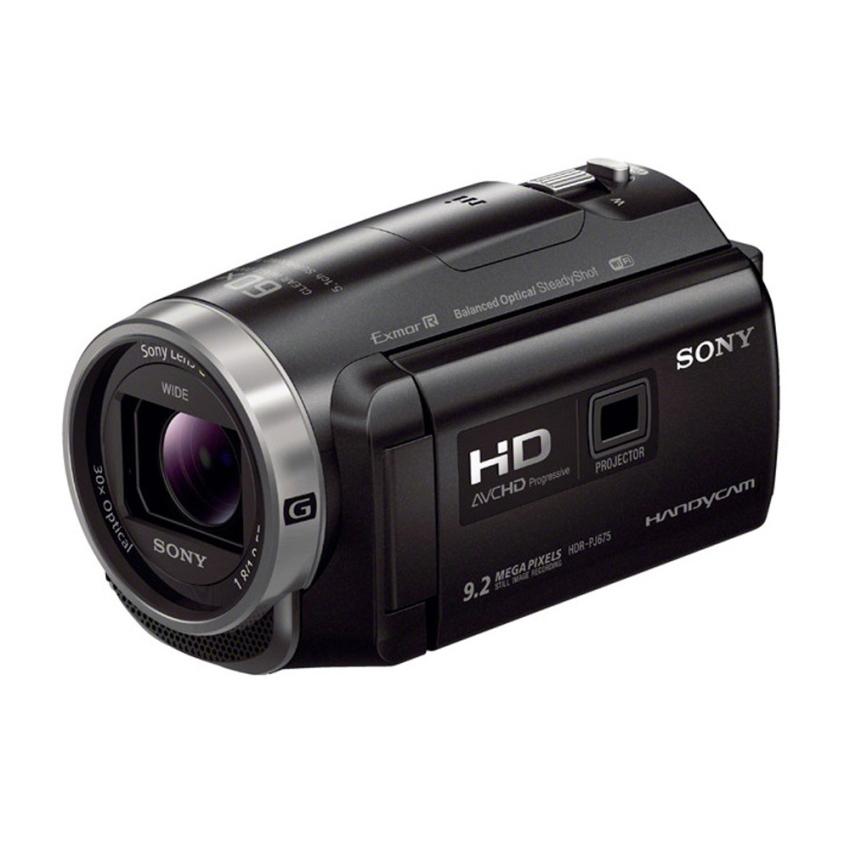 Máy Quay Phim Kts Sony Handycam Hdr-Pj675B 9.2Mp Và Zoom Quang 30X