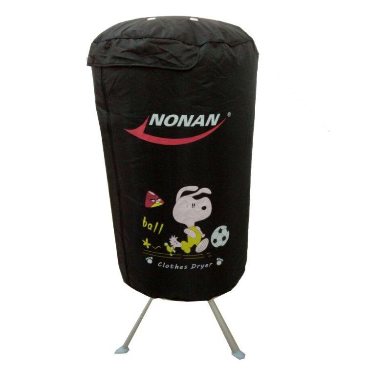 Máy sấy quần áo Nonan MS 004 (Đen)