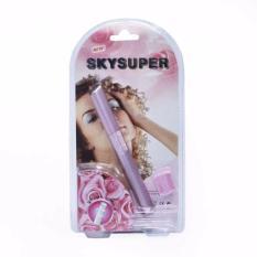 Hình ảnh Máy tẩy lông skysuper Groomer (Hồng)