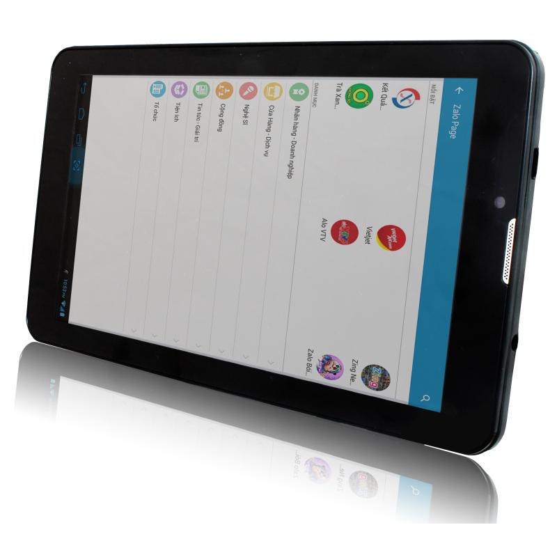 Máy tính bảng cutePad M7022 4-core 8GB 3G (Đen) - Hãng Phân phối chính thức