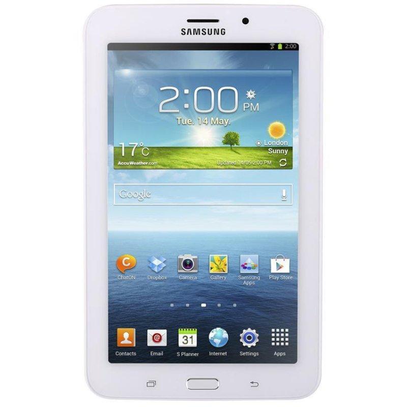 Máy tính bảng Samsung Galaxy Tab 3V T116 8GB 3G Trắng) - Hàng nhập khẩu chính hãng