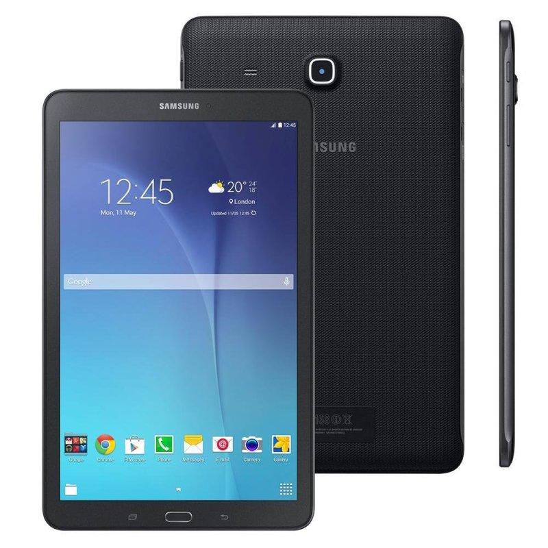 Máy tính bảng Samsung Galaxy Tab E 9.6 SM-T561YZKAXXV 8GB (Đen) - Hãng phân phối chính thức