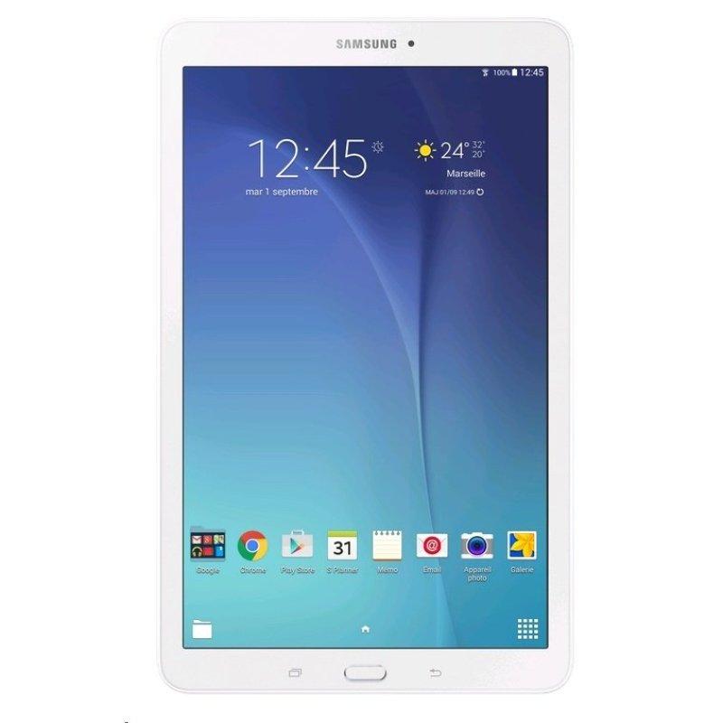Máy tính bảng Samsung Galaxy Tab E 9.6 SM-T561YZWAXXV 8GB (Trắng) - Hãng phân phối chính thức