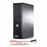 Ôn Tập Trên May Tinh Để Ban Dell Optilex 380 Core 2 Duo E8400 Ram 4Gb Hdd 160Gb Tặng 1Ban Phim 1 Chuột 1 Usb Wifi Hang Nhập Khẩu