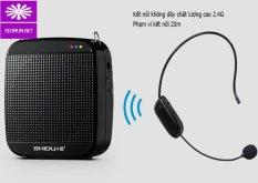 Ôn Tập May Trợ Giảng Khong Day Wireless Shidu Sd S613 Đen