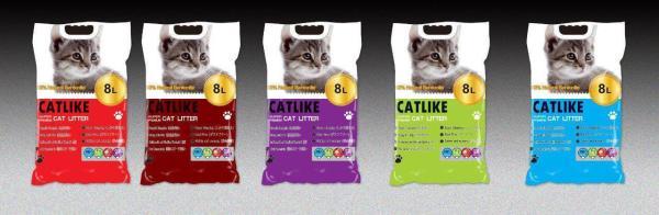 Cát dành cho mèo đi vệ sinh Catlike 8L