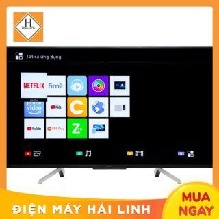Smart Tivi Sony 50 inch Kết Nối Internet Wifi KDL-50W660G - Bảo Hành 1 Năm thumbnail