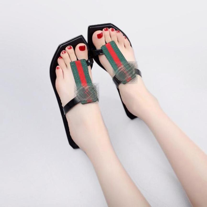 Dép tông sandal nữ sỏ ngón giá rẻ