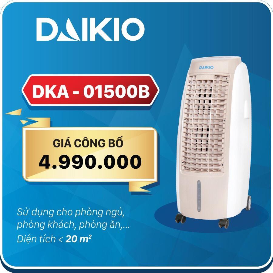 MÁY LÀM MÁT CAO CẤP DAIKIO DKA-01500B