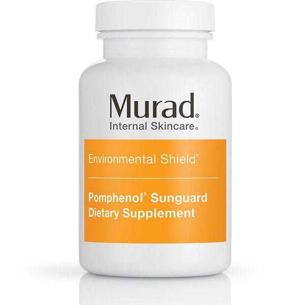 Viên uống chống nắng nội sinh Murad POMPHENOL SUNGUARD DIETARY SUPPLEMENT nhập khẩu
