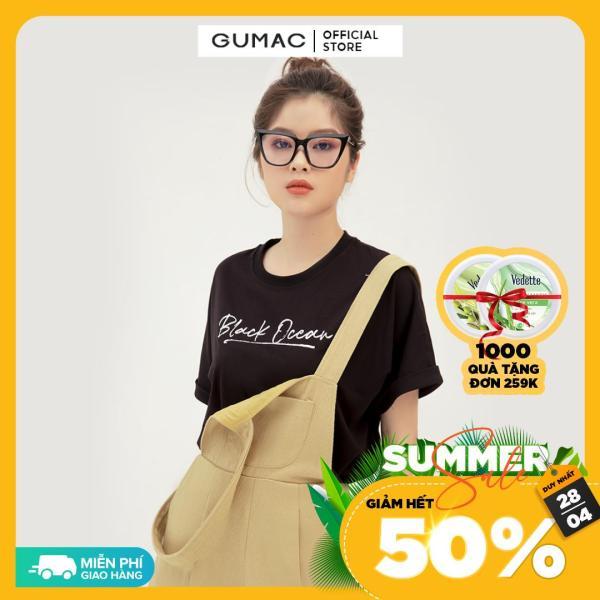 Nơi bán Quần short yếm nữ teen tôn dáng đẹp thời trang GUMAC mẫu mới QB377