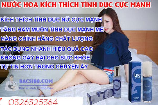 Nước Hoa Tăng Ham Muốn Lên Giường Duy Lâm Shop tốt nhất