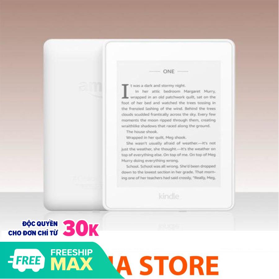Máy đọc sách All-new Kindle 10th Generation - 2019 (4GB)