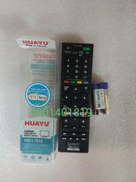 Bảng giá Điều khiển Tivi Sony RM-L1615 (Hàng Hộp)