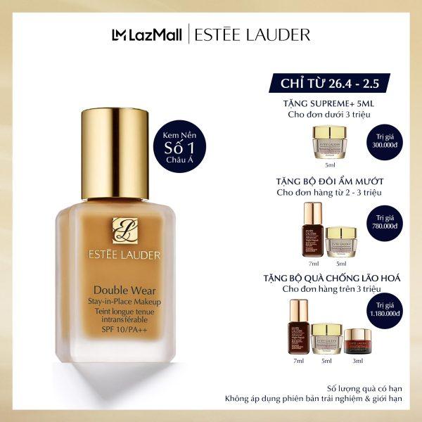 Kem nền lâu trôi Estee Lauder Double Wear Stay-in-Place Makeup SPF 10/PA++ - Foundation 30ml