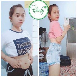 Trà Thảo mộc giảm béo , giảm cân CENL Y 15 viên màu trắng chính hãng, giảm cân an toàn hiệu quả 8