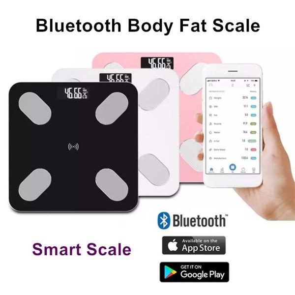 Cân bluetooth phân tích cơ thể