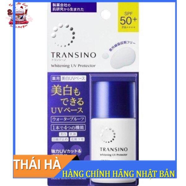 Kem Ngày Transino Whitening UV Protector SPF50+PA++++ 30ml