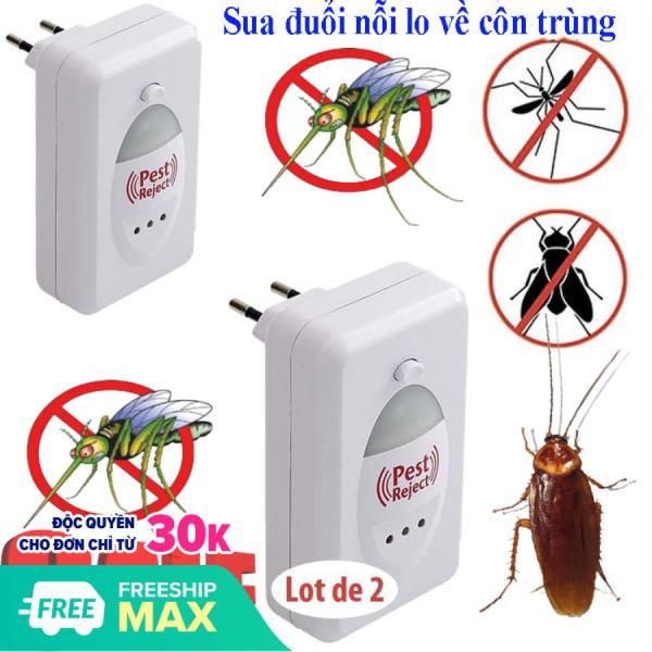 [HCM]Máy Đuổi Chuột Thông Minhmáy đuổi côn trùng bằng sóng siêu âm pest rejectsản phẩm chât lượng BH uy tín lỗi 1 đổi 1 trên toàn quốc