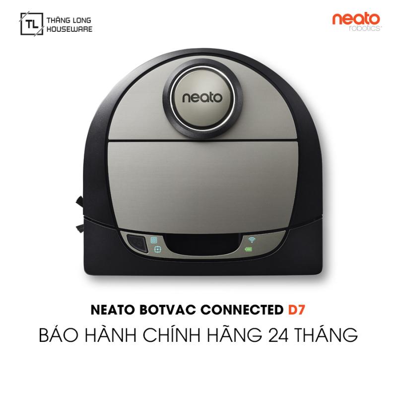 Robot hút bụi Neato Botvac D7 Connected - Hàng chính hãng Bảo hành 24 tháng 1 đổi 1