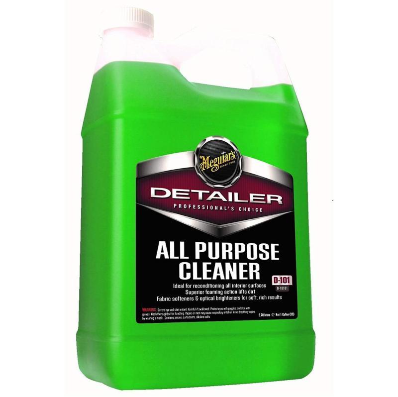 Meguiars Dung dịch đa năng làm sạch nội thất, Detailer All Purpose Cleaner, D10101, 1 Gallon