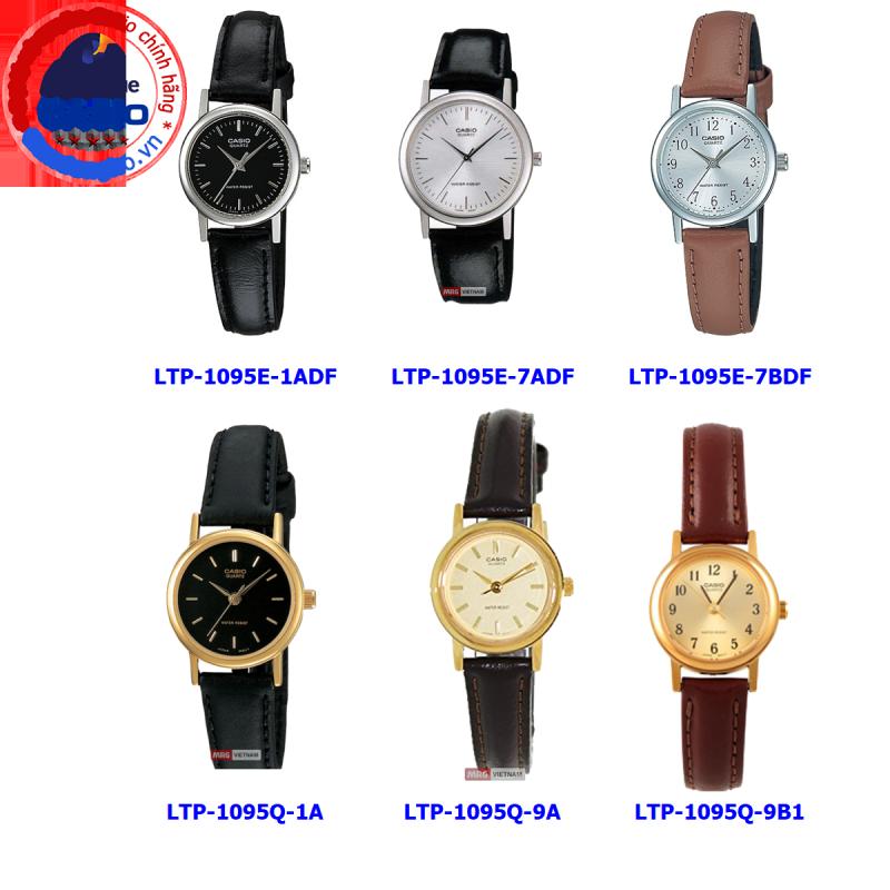Đồng hồ nữ Casio LTP-1095 ❤️ 𝐅𝐑𝐄𝐄𝐒𝐇𝐈𝐏 ❤️ Đồng hồ Casio chính hãng Anh Khuê đồng hồ đẹp giá rẻ chính hãng